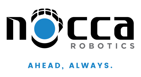 Nocca Robotics company Logo
