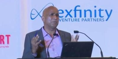 GrowthStory's founder Krishnan Ganesh
