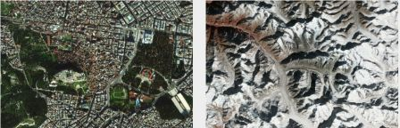 Earth Satellite Images -Kawa Space