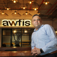 Amit Ramani, founder of Awfis