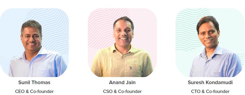 Founder team, mobile marketing platform provider CleverTap