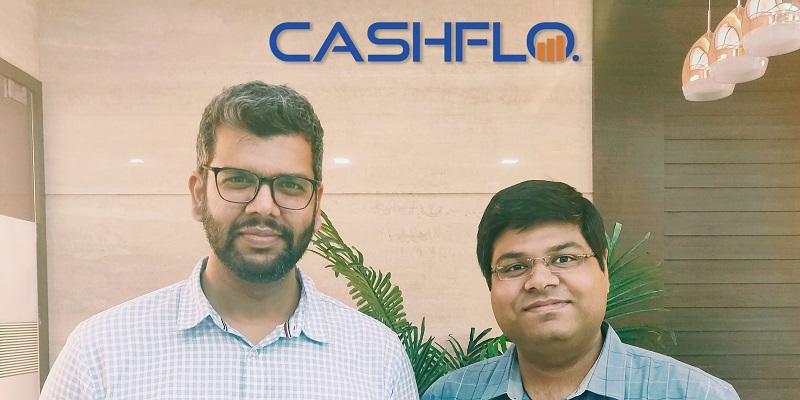 Co-founder of Cashflo, Ankur Bhageria & Dushyant Agarwal