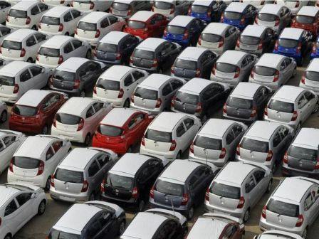automotive sector sample Image