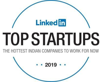 LinkedIn top 25 startups logo