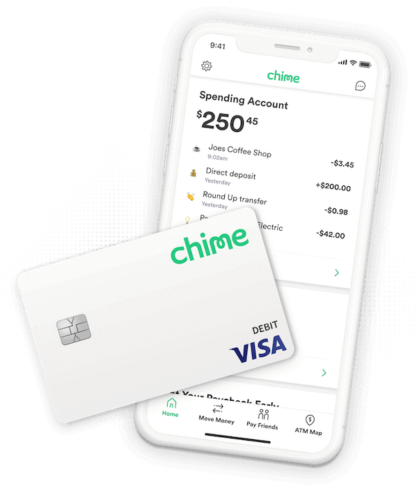 Chime Fintech startup
