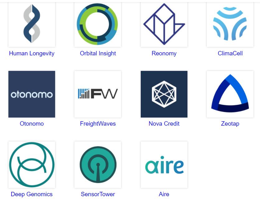 Tracxn Emerging startups