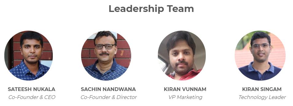 BigHaat Leadership Team