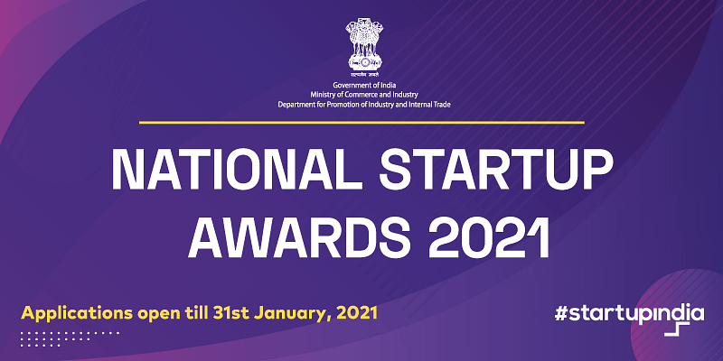 Startup India 2021 logo